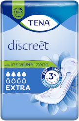 TENA Discreet Extra | Protection absorbante pour une protection incroyable