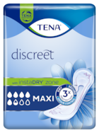 TENA Discreet Maxi | Assorbente+ per perdite urinarie