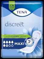 TENA Discreet Maxi | Incontinentieverband voor vrouwen met directe absorptie