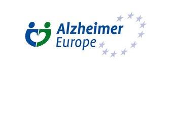 Logotip Alzheimer Evropa