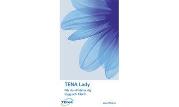 SP 30 09 TENA Lady produktfolder