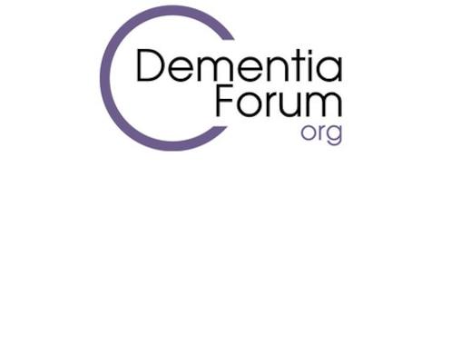 Logotip foruma o demenciji