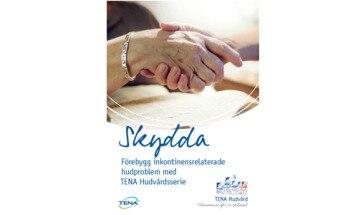 SP 40 28 TENA folder om förebyggande hudvård