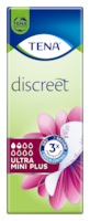 TENA Discreet Ultra Mini Plus | Discreet inlegkruisje voor licht urineverlies