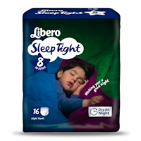 LIBERO Sleep Tight Size 8 packshot