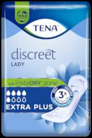 TENA Discreet Extra Plus Inkontinenzprodukt für außergewöhnlich sicheren Schutz