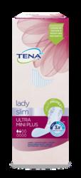 """""""TENA Lady Slim Ultra Mini Plus"""" – itin ilgi įklotai – diskretiška apsauga moterims, turinčioms lengvą šlapimo pūslės silpnumą"""