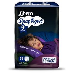 LIBERO Sleep Tight Size 9 packshot