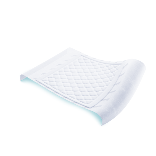 TENA Bed Secure Zone Plus Wings Protection de lit pour incontinence
