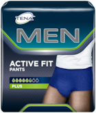 TENA Men Pants Blue