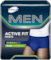 Photo du sachet de Sous-vêtement TENA Men Active Fit Pants Plus