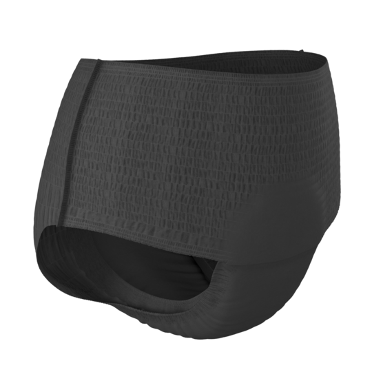 Produktabbildung der TENA taillenhohen Silhouette PlusNoirUnterwäsche