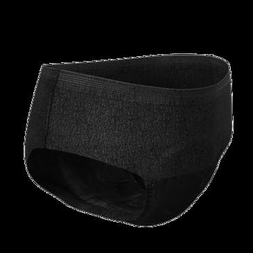 Image produit de TENA Silhouette Normal Taille basse Noir