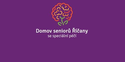 Domov Seniorů Říčany logo