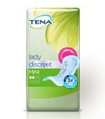TENA Lady Mini Discreet Pack