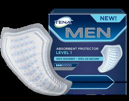 Бесплатный образец TENA Men