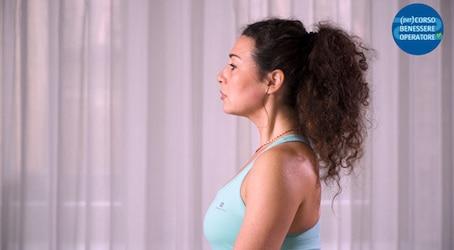 Sequenza di esercizi per il benesere del corpo