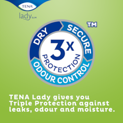 Triple protection against leaks, odour and moisture