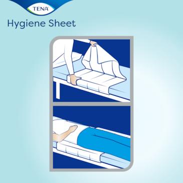 Ako používať ochrannú plachtu TENA