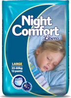 Libero Night Comfort Size Large packshot