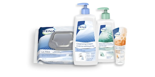 TENA Professional Products for Skincare