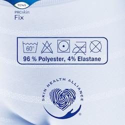 Vaskeinstruks for TENA ProSkin Fix