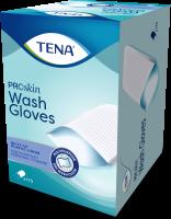 TENA ProSkin Pesukintaat, muovivuorattu  Pehmeä kuiva kinnas päivittäiseen puhdistamiseen