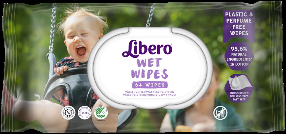 Libero Wet Wipe