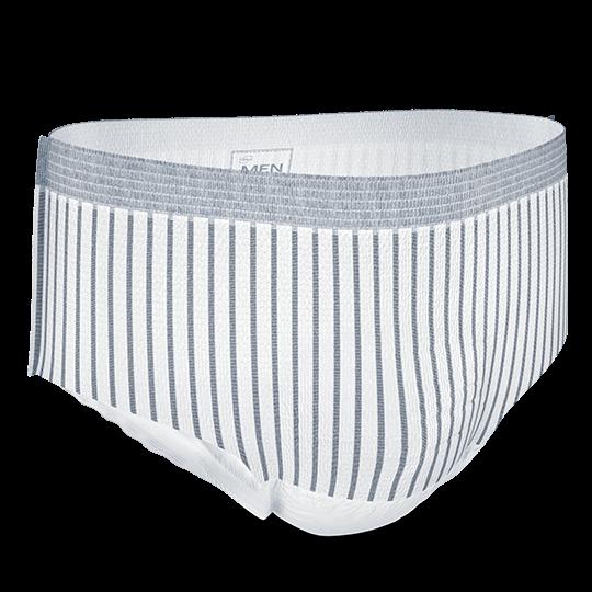Suojaavien TENA Men Premium Fit -alushousujen etuosa