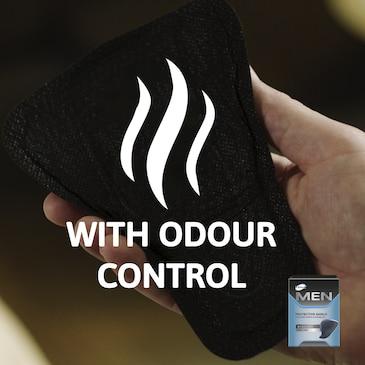 TENA MEN Einlagen mit Odour Control