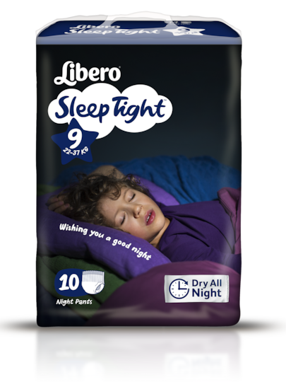 Libero SleepTight 9