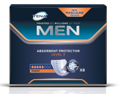 TENA Men Absorbent Protector Level 3
