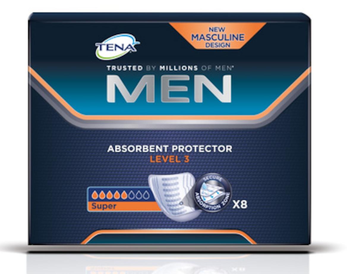 TENA Men Absorbent Protector Level 3