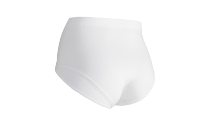 TENA Panty Romance White Back