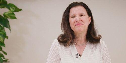 Susan Iliefski Janols, viceprezident pre produkty a služby pre udržateľnosť, globálnu značku, inovácie a udržateľnosť.