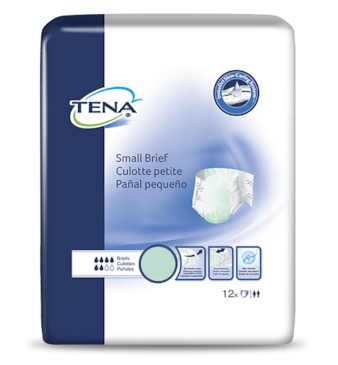 TENA® Small Incontinence Briefs