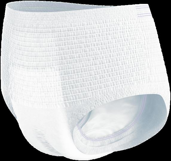 TENA Pants Night Super – weiche und komfortable Einweghosen für die Nacht