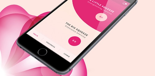 lights by TENA My Pelvic Floor Fitness App