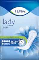 TENA Lady Slim Extra Plus | Absorbant pentru controlul incontinenței pentru femei cu absorbție instantă