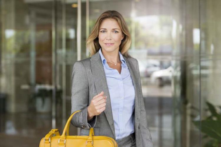 A female TENA representative