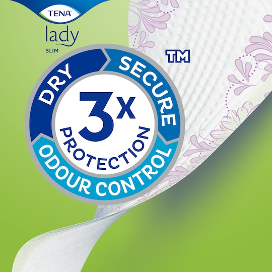 TENA Lady Slim Ultra Mini | Incontinence liner