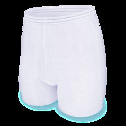 TENA Fix Basic pestävät hygieniahousut ilman sivusaumoja