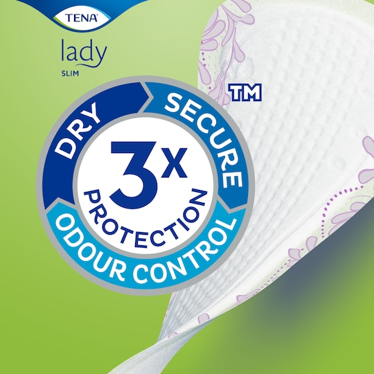 TENA Lady Slim Mini Magic | Incontinence liner