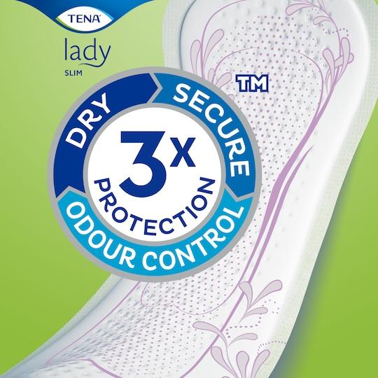 TENA Lady Slim Mini Plus | Incontinence pad