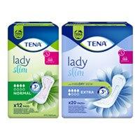 TENA Lady Slim Normal i Lady Extra