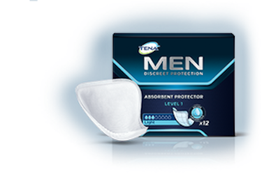 TENA MEN Test-Paket