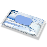 TENA Wet wipe - wet wipe that cleanses, restores, and protects elderly skin