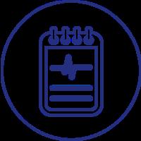 Icon Verordnungsschein