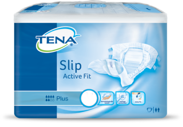 TENA Slip Active Fit Plus packshot