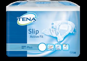 TENA Slip Active Fit Plus packshot
